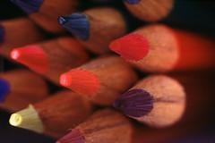 Colored Pencils (diana_robinson) Tags: diana coloredpencils closeups robinson