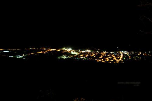太麻里夜景