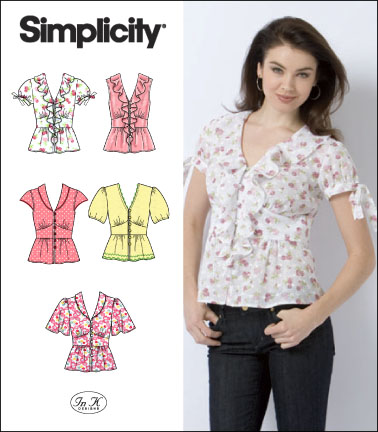 Simplicity 2601