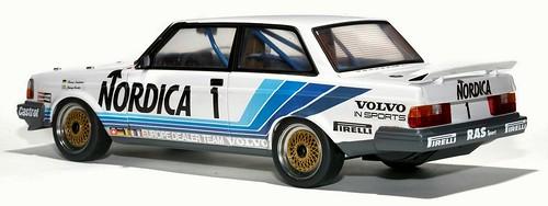 AutoArt Volvo Turbo ETCC 1986