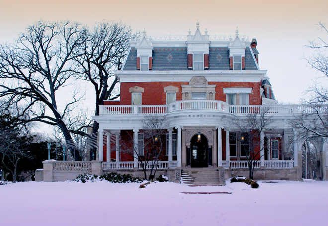 Ellwood Mansion