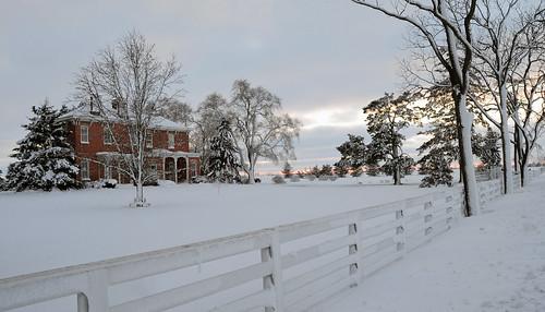 Ohio winter panorama 10