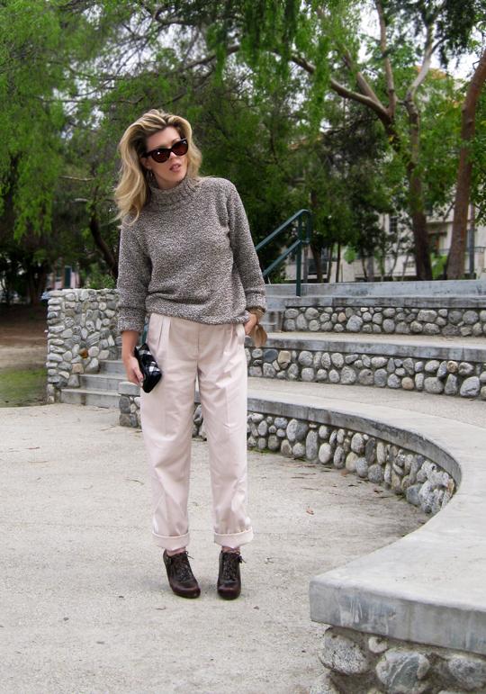 sweater and khakis -1-light