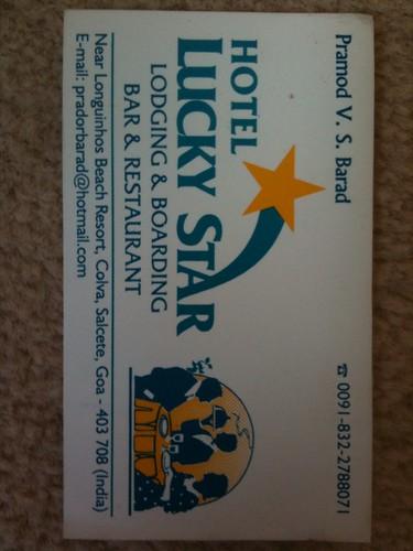 Hotel lucky star