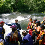 """Swift water rescue training course <a style=""""margin-left:10px; font-size:0.8em;"""" href=""""http://www.flickr.com/photos/25543971@N05/4411724372/"""" target=""""_blank"""">@flickr</a>"""