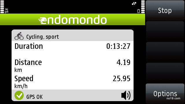 Endomondo - Screenshot0044
