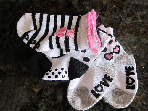 #65 - More socks destined to be bunnies
