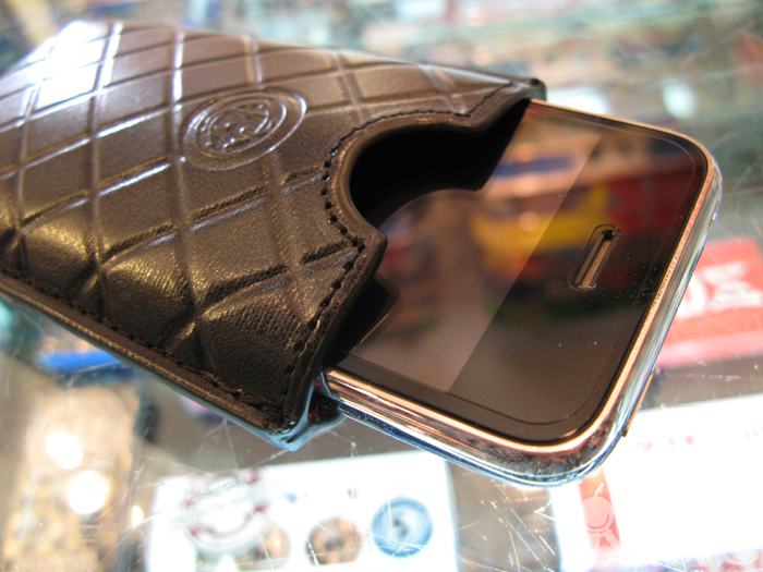 Crooks & Castles Spring 2010 iPhone case
