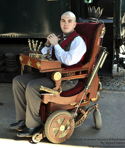 steampunk-professor-x-wheelchair
