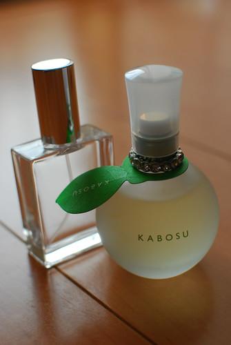 カボス香水&オリジナル香水