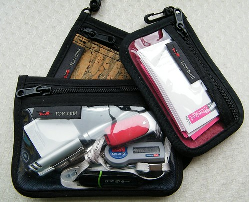 Organizer Pouches from Tom Bihn