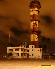 Ford Island, HI Control Tower at Night (army.arch) Tags: fordisland hawaii hi pearlharbor navy worldwar2 worldwarii ww2 historic historicpreservation historicdistrict nrhp nationalregister nhl nationalhistoriclandmark controltower navalbase naval oʻahu oahu hawaiʻi nationalregisterofhistoricplaces