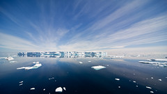 Iceberg ahead !! (Schalk Marais) Tags: ice clouds canon iceberg sigma1224 streakyclouds antarcticatrip 5dmarkii