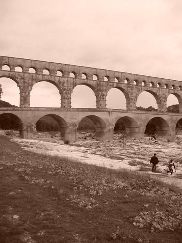 Pont Du Gard 嘉德水道橋