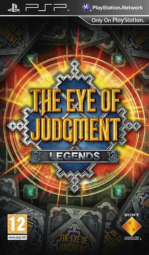 Eye of Judgment: Legends, análisis para PSP