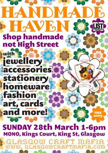 Handmade Haven flyer