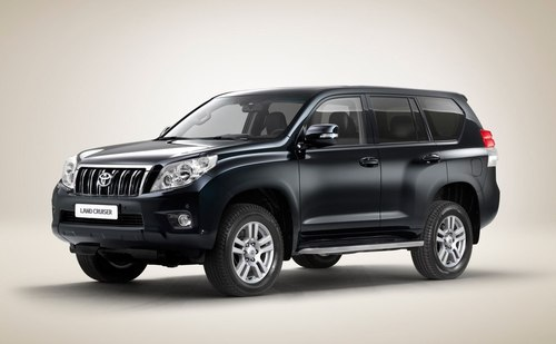 Toyota Prado: La ultima version de la Land Cruiser