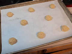 Brown Butter Sour Cream Cookies