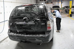Professional Auto Detailing at Crystal Clean (Crystal Clean Auto Detailing) Tags: auto detail car leather studio photography photo crystal grand rapids carwash clean wash vehicle grandrapids beforeandafter removal bodyshop odor detailing autodetailing carcleaning windshieldreplacement detailshop autocleaning dentremoval howtodetail