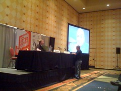 And it begins. It's #gettingstreamy with @chrismessina at #SXSW