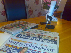 Mother's Day Sunday Papers