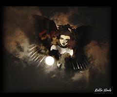 Horror Night (Bella Slade) Tags: new old travel flower nature girl sepia photo interestingness interesting twilight earth vampire quality avatar poetic best retro secondlife virtual romantic oldlady prize shape 2009 vamp happyhalloween vampyr redgrave slurl antiquety darkskye wretcheddollies bellaslade photographersofsecondlife