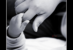 lift me up (erwin florentino) Tags: bw bed hands skin mother son palm nails babieshand