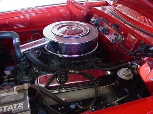 1962 Plymouth Fury Red Cv 111