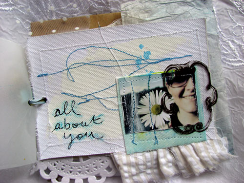 All about you minibook