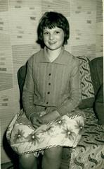 Image titled Marlene Watt, Dunclutha Street, 1959.