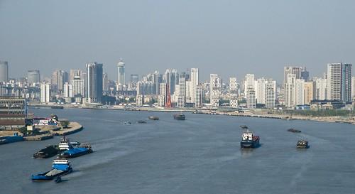 Chinees zwom echt 1.200 km in de Yangtze