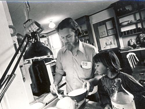 breadmaking 1973