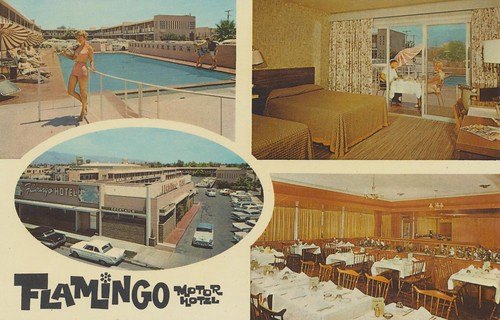 Flamingo Motor Hotel - Tucson, Arizona