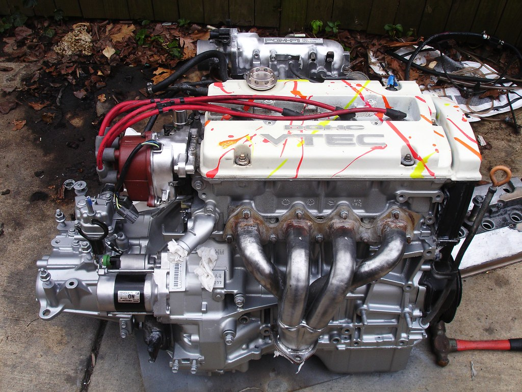 F/S 5th Gen: USDM H22A4 motor** Motor only** Or Trade for JDM H22a plus cash on my end - Honda ...