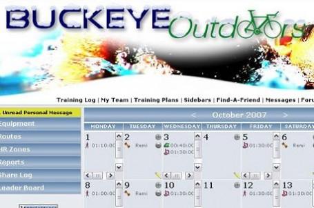 Tréninkový deník: Buckeye Outdoors