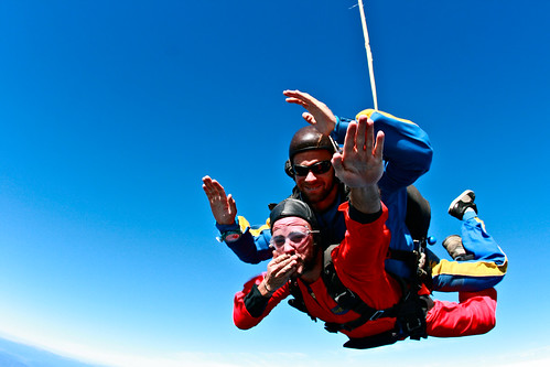 Skydiving 07