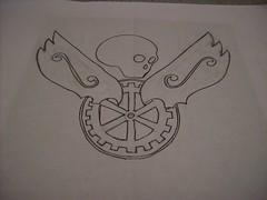 Original design sketch