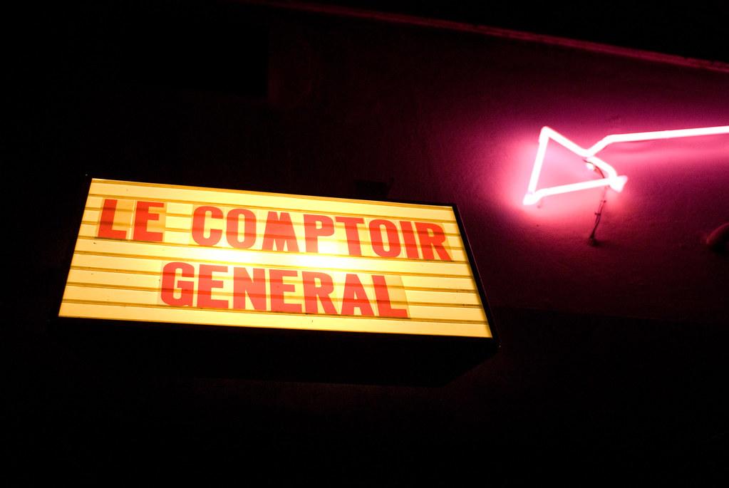 Le Comptoir Général