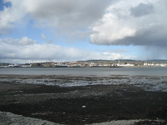 Warrenpoint from Omeath