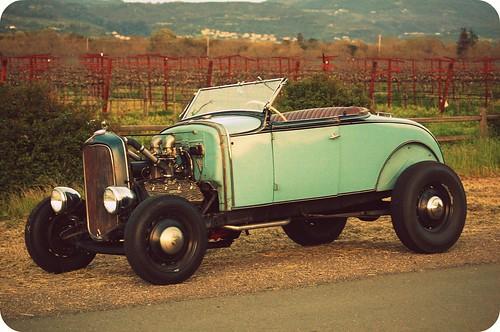 josh's model a roadster