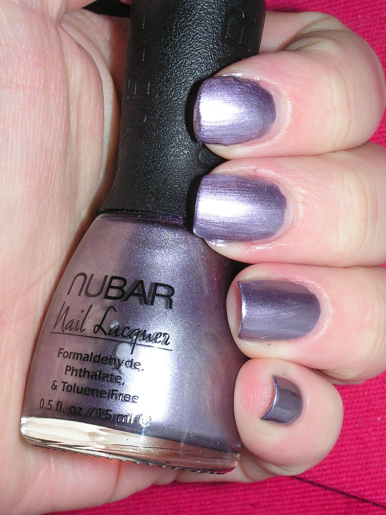 Nubar SC5 Erratic Purple 2C no TC