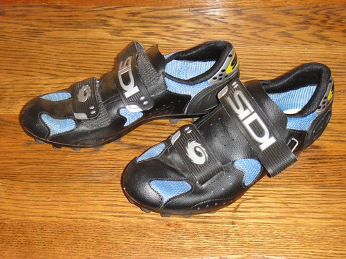 Sidi Mtn Bike Shoe - Shimano Cleats