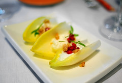 Endive with Queso Fresco Espuma