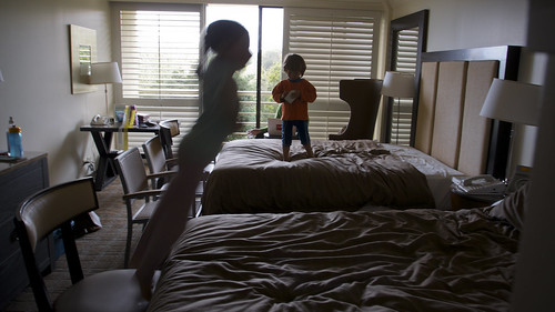 jumpingonthebeds