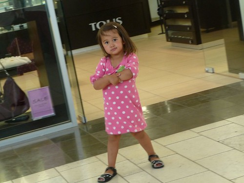 ava in the mall.
