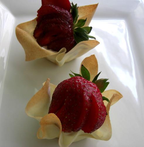 Быстрый и вкусный десерт