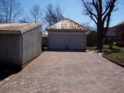 Driveway in Frederick MD