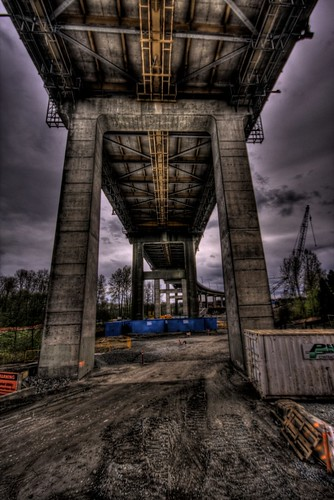 Port Mann Search and Destroy