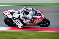 Lorenzo Baroni @ Full Power! (Little Pebble For the animal rights!) Tags: portugal nikon track algarve races panning 2010 autodromo presscard superbikes march10 superstock portimao wsbk littlepebble lorenzobaroni freepractice lisadaniel d700 lickas sigma150500mm parkalgar lickas2007