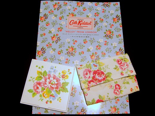 Cath Kidston 2010 SPRING/SUMMER COLLECTION MAGAZINE